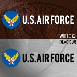 画像1: U.S.AIR FORCE アメリカ空軍マーク ステッカー
